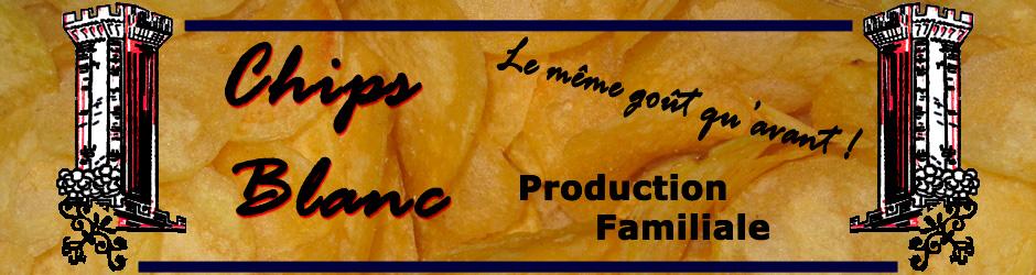 Chips Blanc Logo